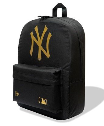 NEW ERA NEW YORK YANKEES BLACK STADIUM RUCKSACK