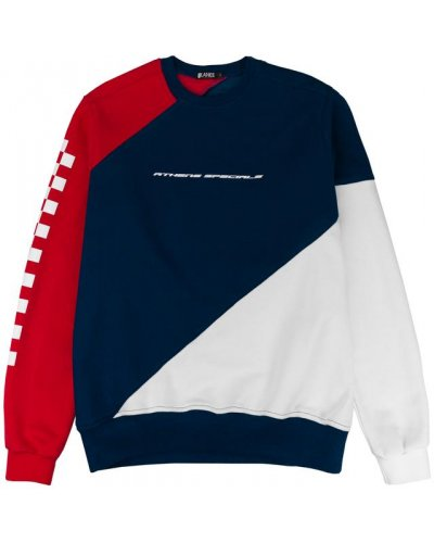 LANEE L.C. RED/BLUE/WHT
