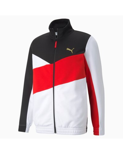 PUMA AS FRENCH TERRY TRACK TOP