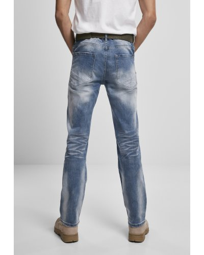 BRANDIT Will Washed Denim Jeans