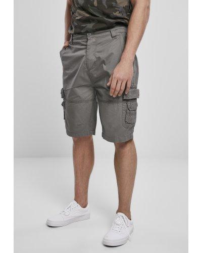 BRANDIT Ty Shorts CHARCOAL