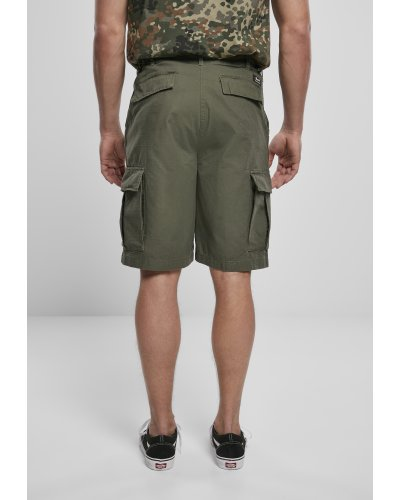 BRANDIT Ripstop Shorts  OLIVE