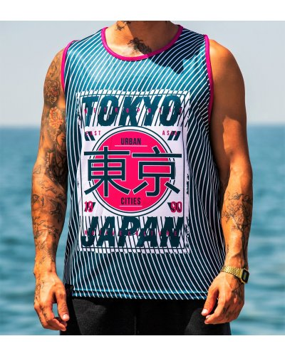 NOHO COLLECTION ORIGINAL TANK TOP TOKYO