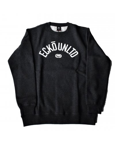 ECKO UNLTD BASE SWEATSHIRT GREY MELANGE