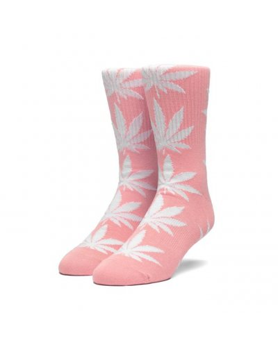 HUF ESSENTIALS PLANTLIFE SOCKS PINK