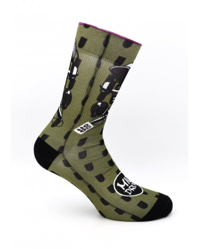 NOHO COLLECTION AIRLITE MIC DROP SOCKS