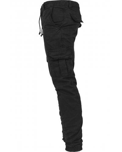 URBAN CLASSICS CARGO JOGGING PANT BLACK