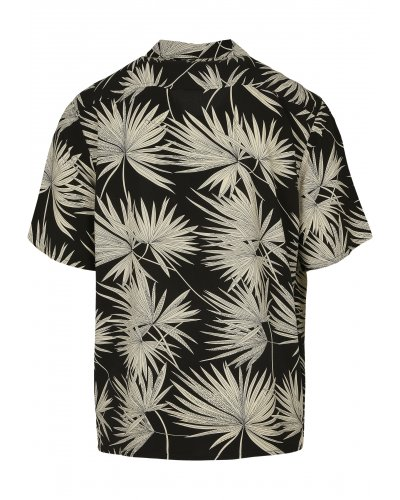 URBAN CLASSICS Frond Resort Shirt